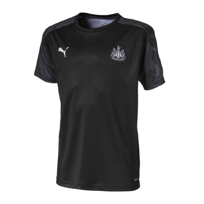 Newcastle Maillot Training Noir Junior Puma 2019/20