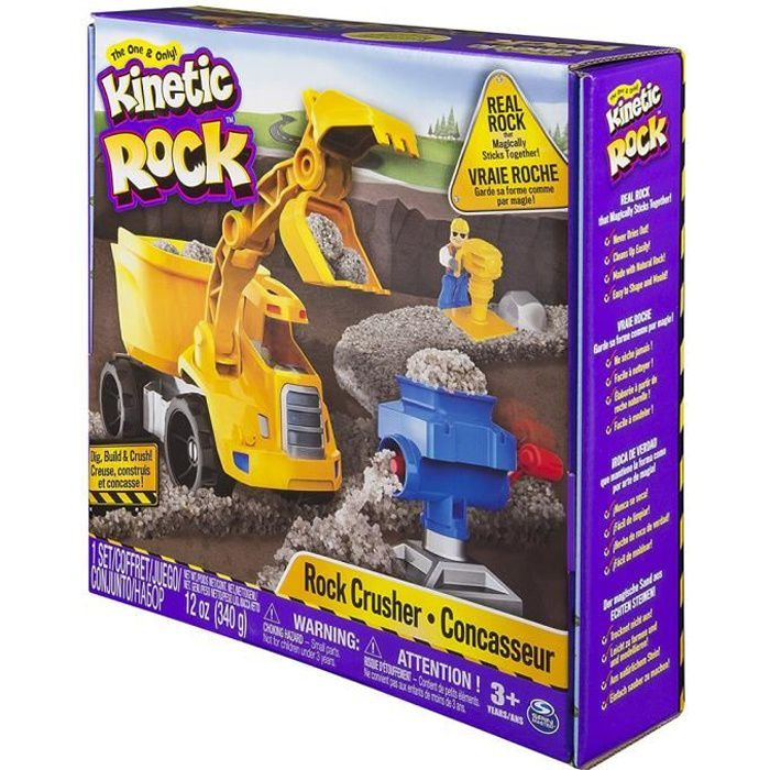 KINETIC ROCK Coffret Chantier