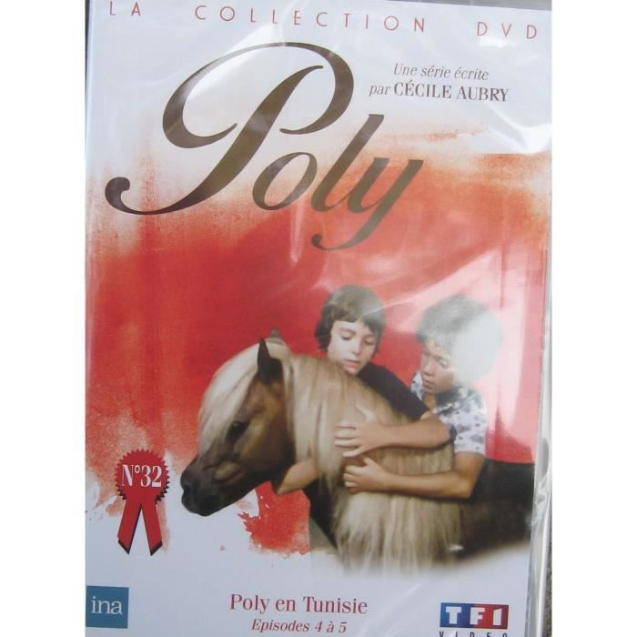 POLY EN TUNISIE - EPISODES 10 A 11 - VOL 35 - DVD