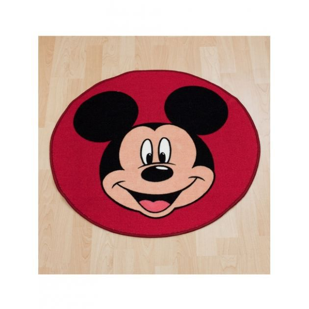 Mickey minnie tapis mickey achat vente tapis for Tapis salon black friday