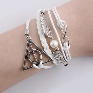 bijoux bracelet nouveau harry potter infinity bra achat. Black Bedroom Furniture Sets. Home Design Ideas