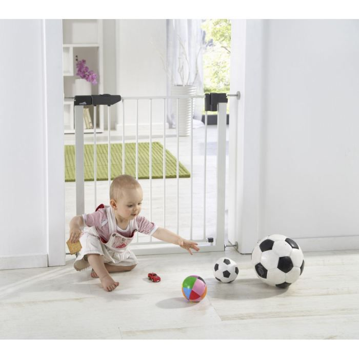 Barri re s curit porte easylock light m tal 74 achat - Securite porte pour bebe ...