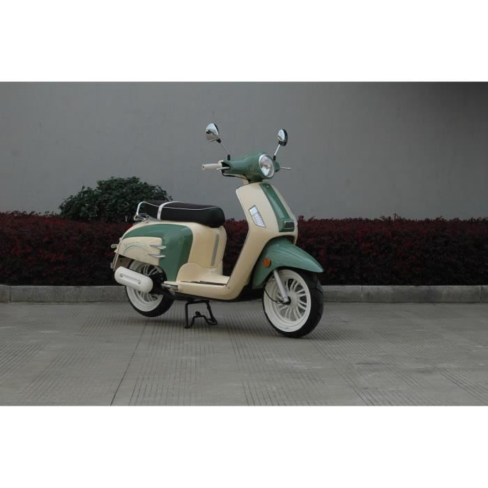 Rouler achat vente scooter scooter vintage 50 style it cdiscount