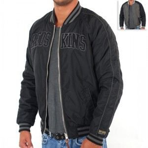 BLOUSON REDSKINS JEFFREY LONDON … Noir Noir