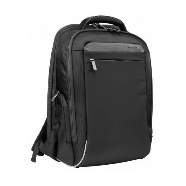 samsonite spectrolite laptop sac dos 17 3 exp noir achat vente sacoche informatique. Black Bedroom Furniture Sets. Home Design Ideas