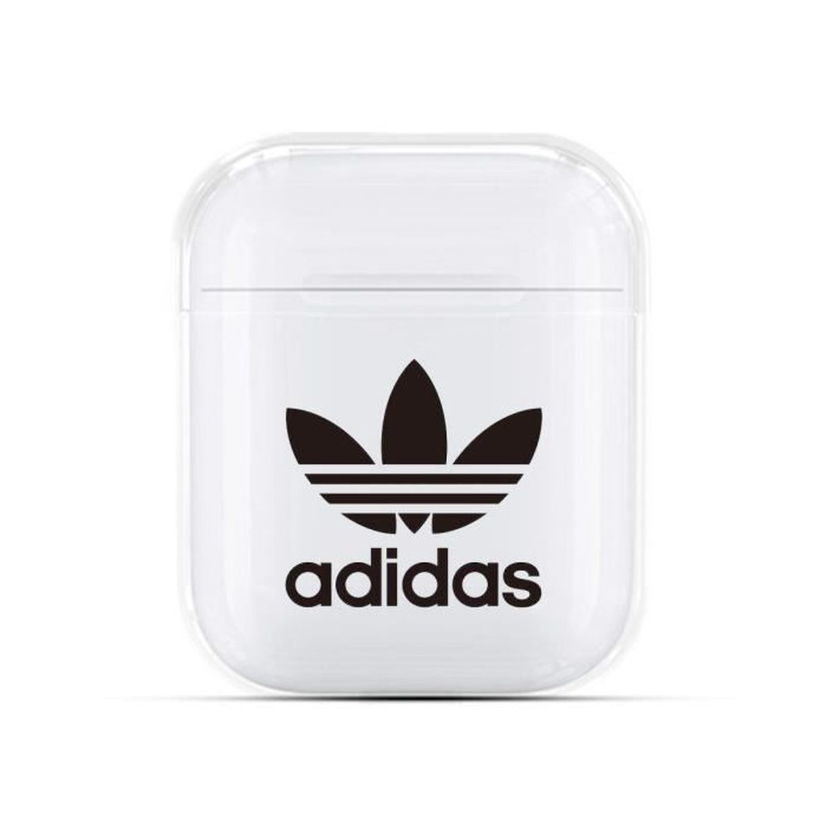 kaliter Coque AirPods,Clear Dur Transparent Anti-Choc Bo/îte de Protection /Étui de Chargement pour Apple AirPods 1 /& 2 Earphones