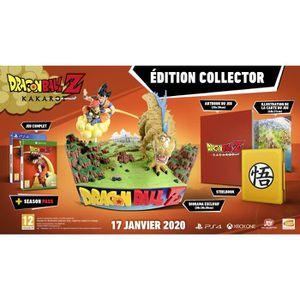 JEU PS4 DRAGON BALL Z : KAKAROT Collector Jeu PS4