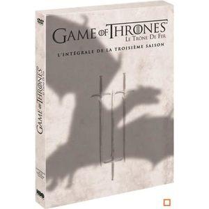 DVD SÉRIE DVD Game of Thrones - Saison 3