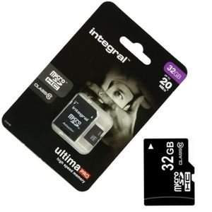 CARTE MÉMOIRE Carte Mémoire Micro SD 32 Go classe 10 Pour SONY X