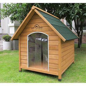 NICHE Pets Imperial® Chenil Niche en Bois Sussex- Taille
