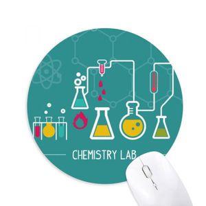 TAPIS DE SOURIS instrument de réaction chimique chimie jeu de caou