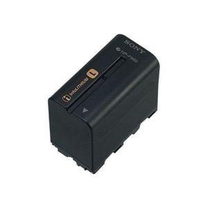 BATTERIE APPAREIL PHOTO 6000Mah Np-F960 Np-F970 Batteries pour Np-F930 F95