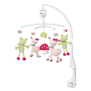 MOBILE BABYSUN Mobile Musical - Les Coquettes