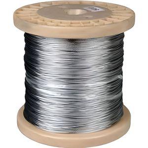 CLÔTURE ÉLECTRIQUE Câble acier galvanisé pour clôture électrique