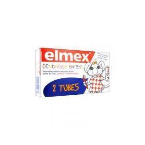 DENTIFRICE Elmex Dentifrice Enfant Lot de 2 x 50 ml
