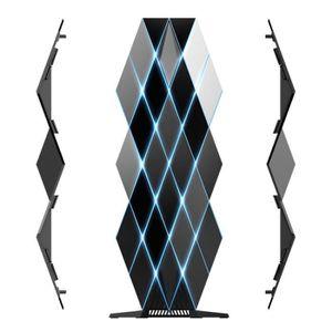 ORDINATEUR TOUT-EN-UN Ipason Black Crystal 2 PC 9th gen Intel® Core™ i5