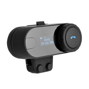 INTERCOM MOTO Freedconn 2 Sets TCOM-SC Casque de moto Bluetooth