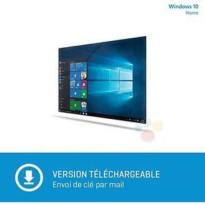 SYST EXPLOIT À TÉLÉCHARGER Windows 10 Famille / Livraison en 1H & 24/24 par m