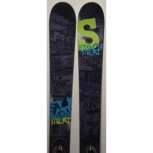 SKI Ski parabolique SALOMON Threat