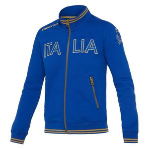 MAILLOT DE RUGBY Sweatshirt fan junior Italie Rugby 2017-2018
