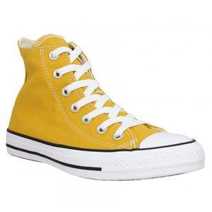 converse homme jaune