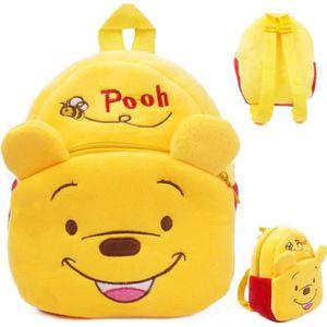 CARTABLE Winnie l'Ourson Cartoon enfants jouets en peluche