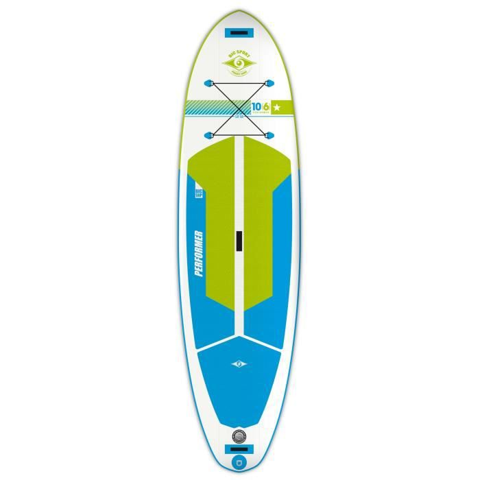 BIC SPORT Paddle Gonflable Performer Air Evo - 10'6\
