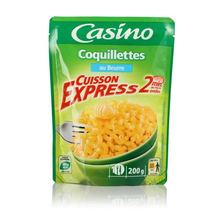 Coquillette au beurre - 200 g