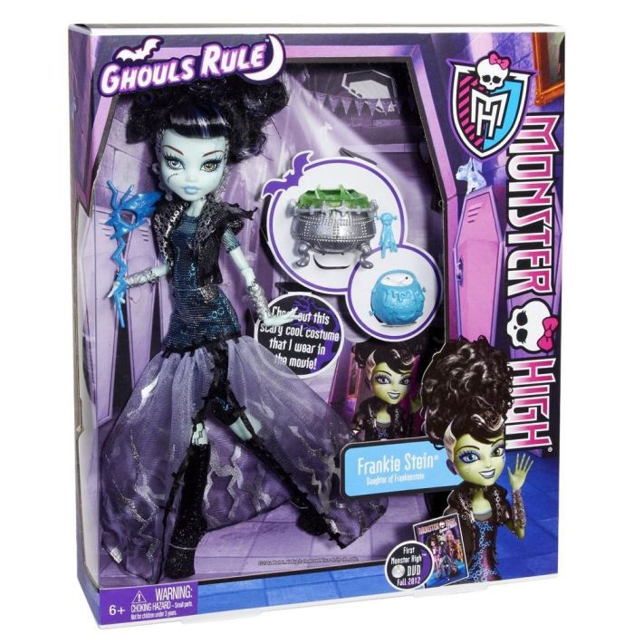 Monster High Halloween - Frankie