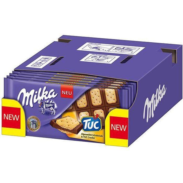 Milka & TUC Cracker Chocolat 16 x 87g
