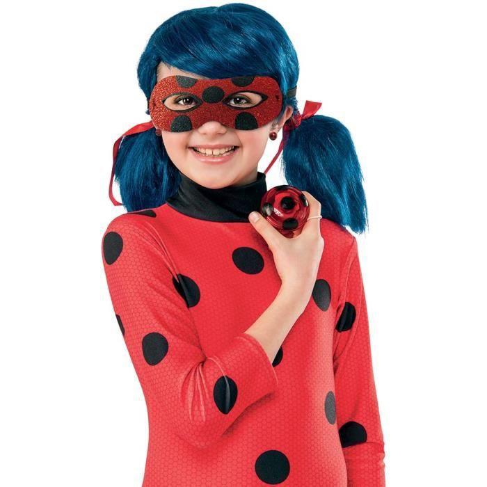 MIRACULOUS Accessoires de déguisement LADYBUG - 3 à 8 ans