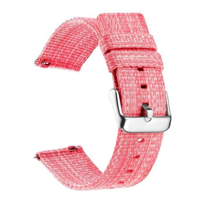 1Pc montre bande accessoires bracelet de remplacement mode de Compatible pour S2 Gear S3 MONTRE CONNECTEE SPORT
