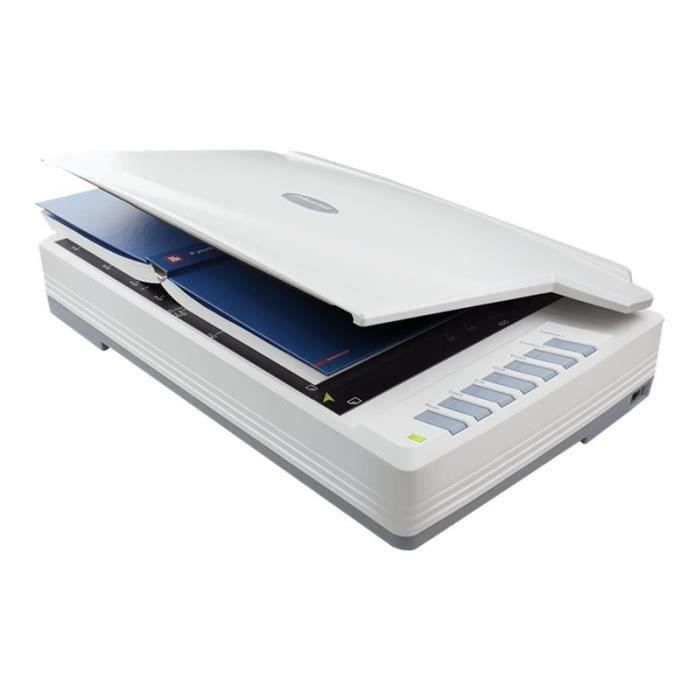 Plustek Opticpro A320l Scanner à plat A3 1600 ppp x 1600 ppp Usb 2.0