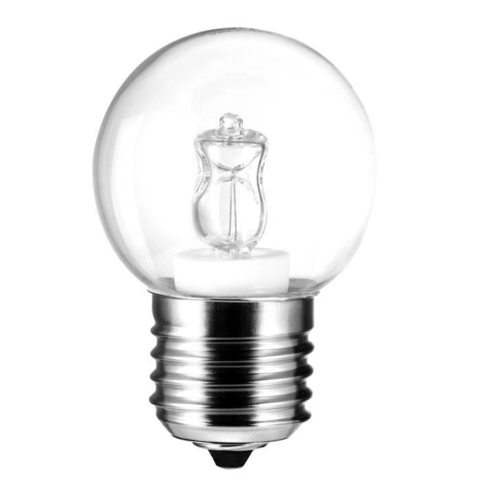 Ampoule de rechange pour appareil résistant à la chaleur E27 40W 500 degrés Celsius