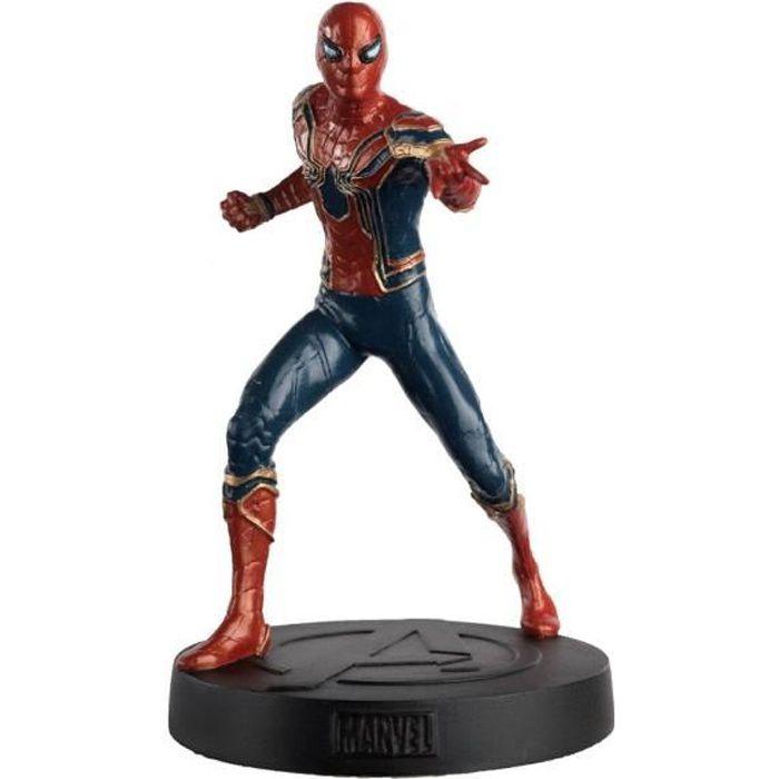 Figurine plomb super héros Marvel 139 SCARLET SPIDER eaglemoss