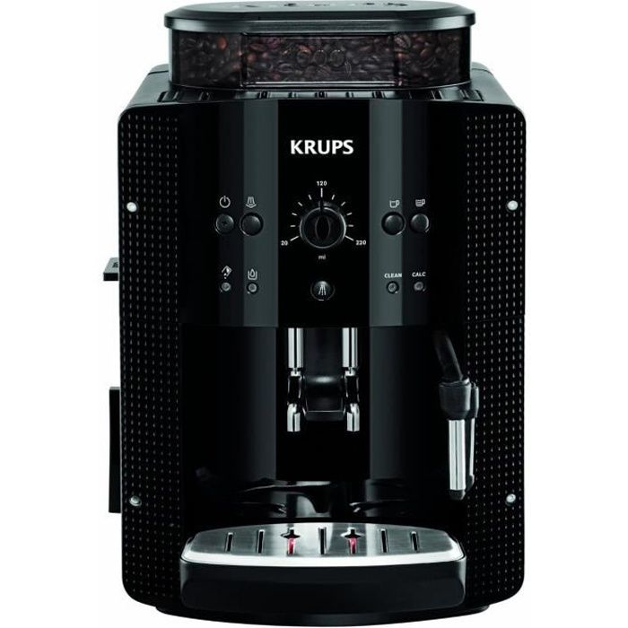 krups ea8108 machine caf automatique 14 achat vente cafeti re et expresso cdiscount. Black Bedroom Furniture Sets. Home Design Ideas