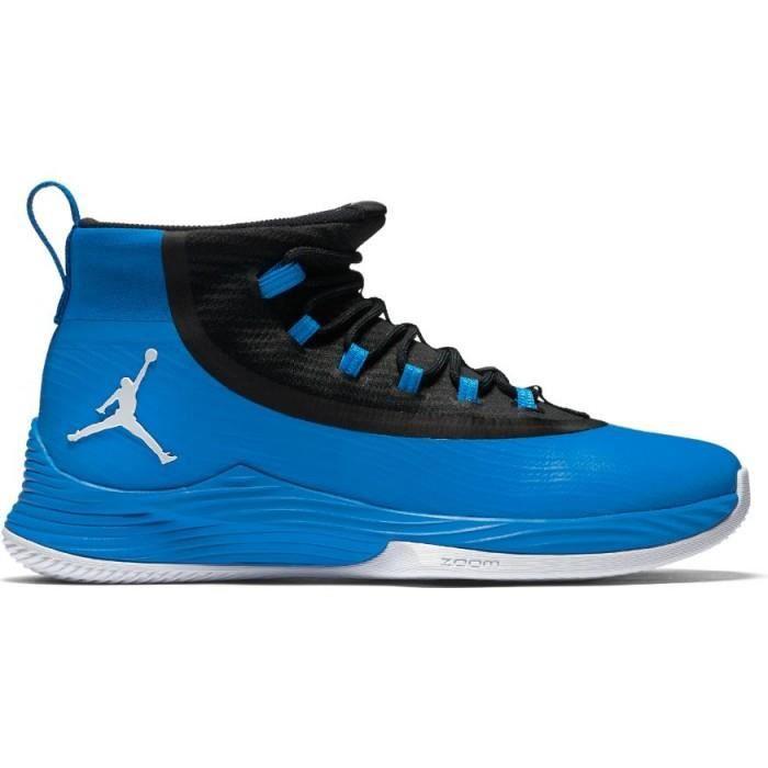 sale uk finest selection new images of Chaussure de Basketball Jordan Ultra Fly 2 Noir Bleu et noir ...