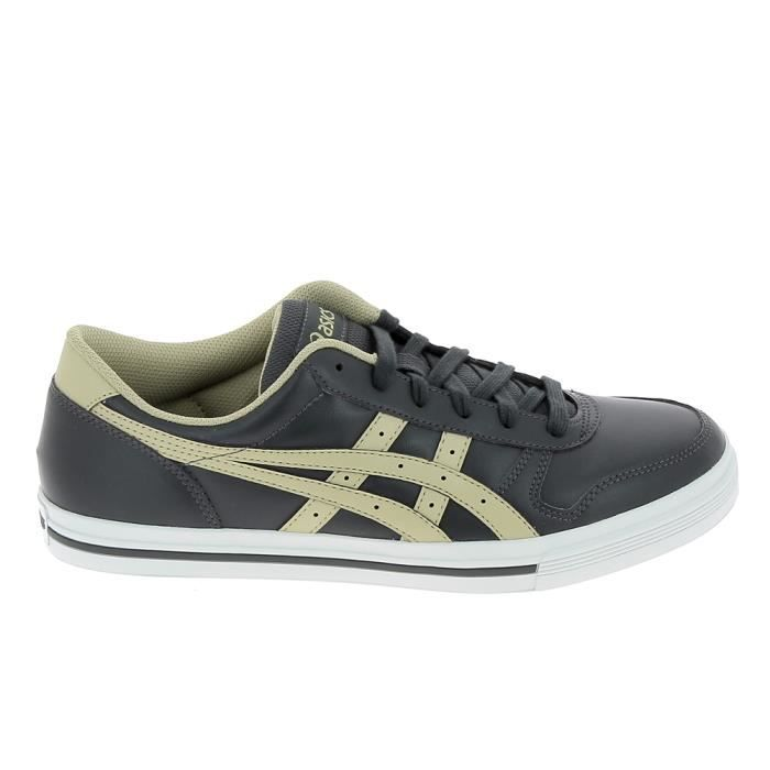 Vente Aaron Sneakers Achat Basket Gris Mode Asics z6OxBw