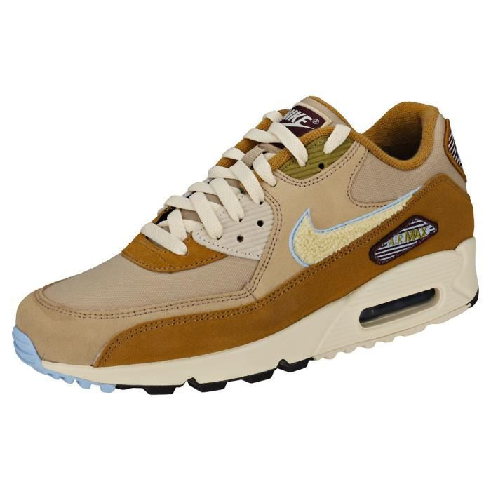 nike air max 90 cuir marron