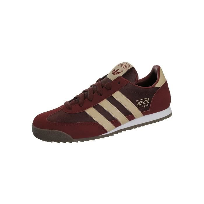 adidas dragon bordeaux