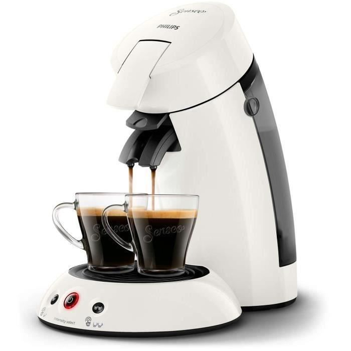 MACHINE À CAFÉ PHILIPS HD6554/11 Machine à café à dosette Origina