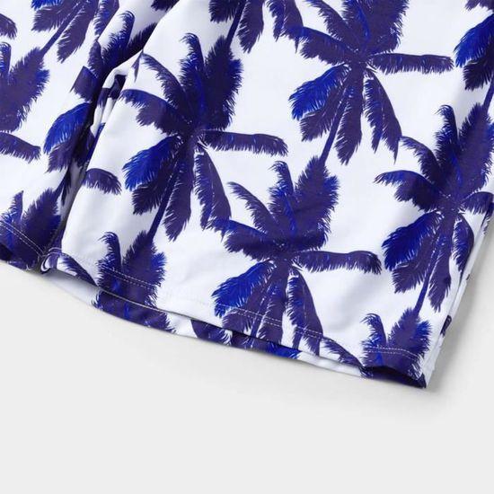 Bébé//Garçons 2 Pack maillot 1 X Bleu avec surf 1 x Bleu Marine