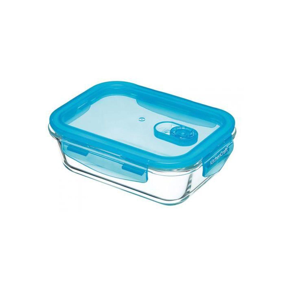 BOITES DE CONSERVATION Boîte verre 0,6 litre