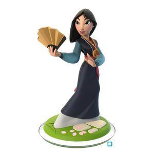 FIGURINE DE JEU Figurine Mulan Disney Infinity 3.0