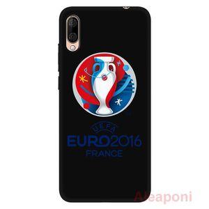 COQUE - BUMPER Coque pour Wiko View3 Lite Smartphone EURO 2016 si