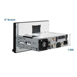 AUTORADIO Station Multimedia GPS XXL 8 Pouces - Tunelt/HDMI/