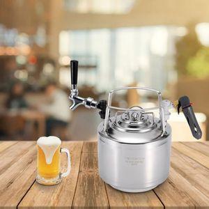 KIT DE BRASSAGE BIÈRE Fût de bière en coke kit robinet non ajustable sys