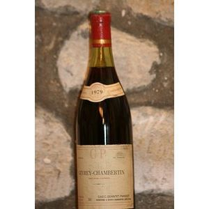 VIN ROUGE Geantet . Pansiot 1979