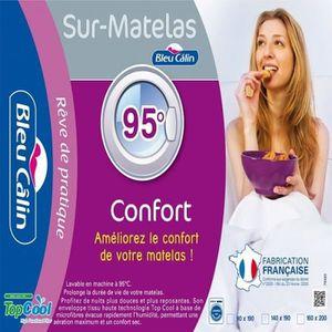 SUR-MATELAS Sur Matelas Confort 90x190