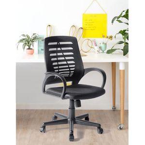 CHAISE DE BUREAU Fauteuil de bureau Chaise de bureau Bi-matière PU